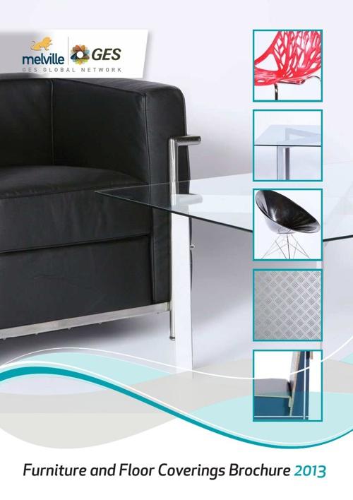 Furniture and Floor Coverings Brochure