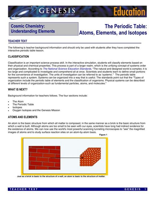 Chemistry workbook