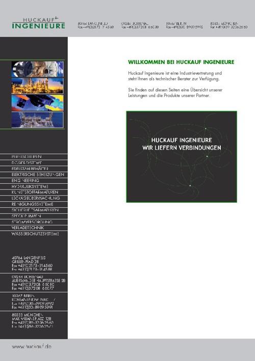 Huckauf Mappe