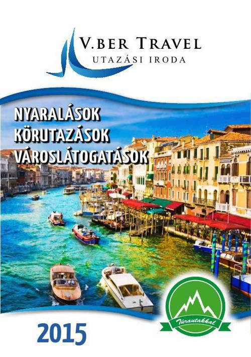 VBer Travel - Utazási katalógus