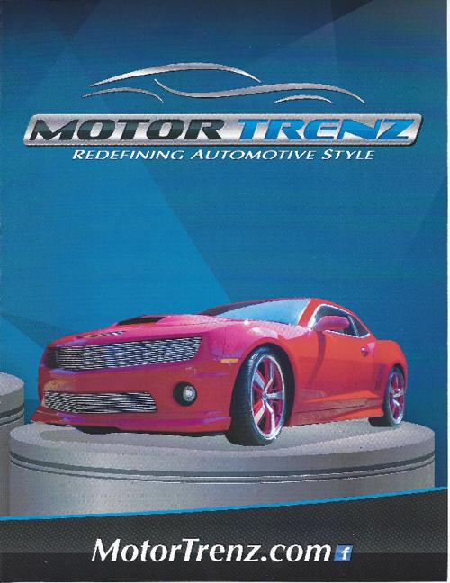 Motor Trenz Brochure