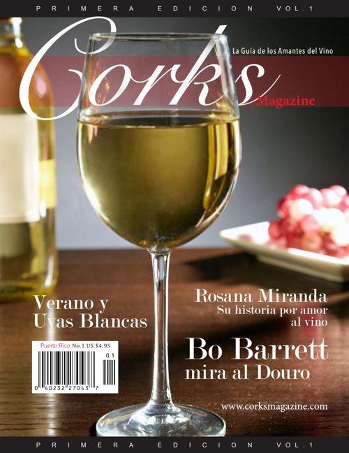 Corks Magazine Edición No.1(WEBSITE)