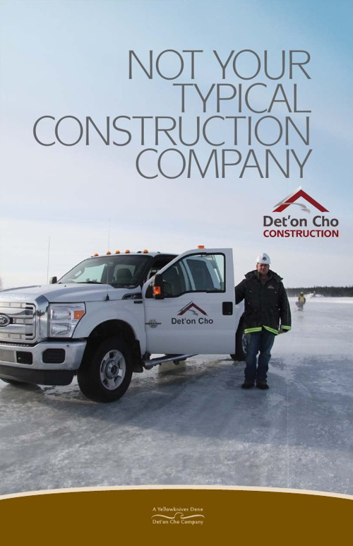 Det'on Cho Construction