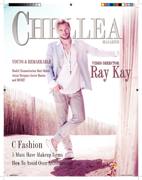 Chellea Magazine Issue 1 , Book 2