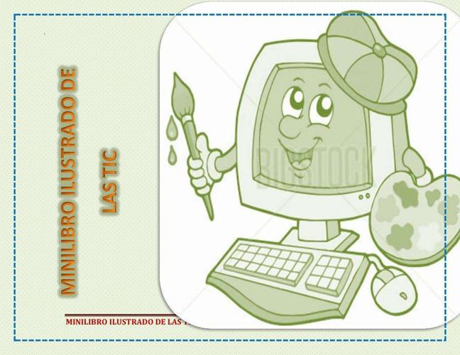 Copy of Copy of MINILIBRO ILUSTRADO DE LAS TIC