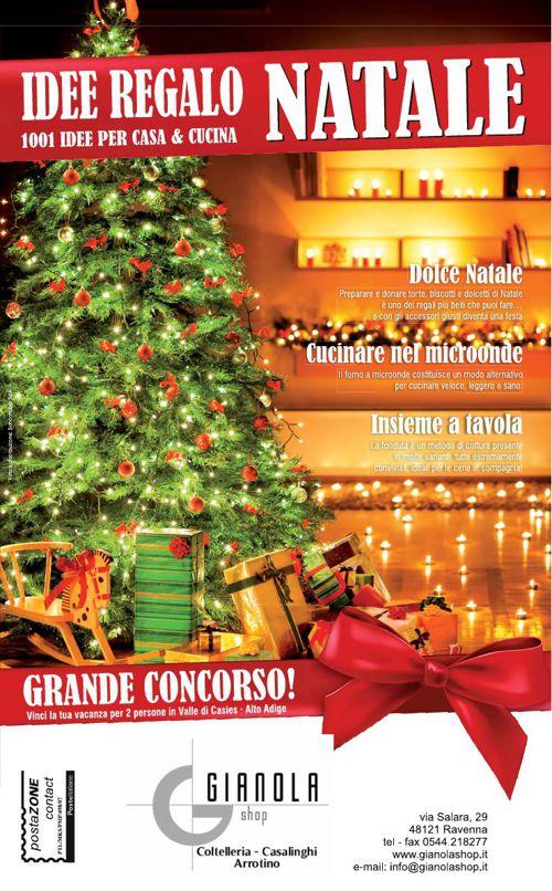 Gianola Shop - Natale 2015