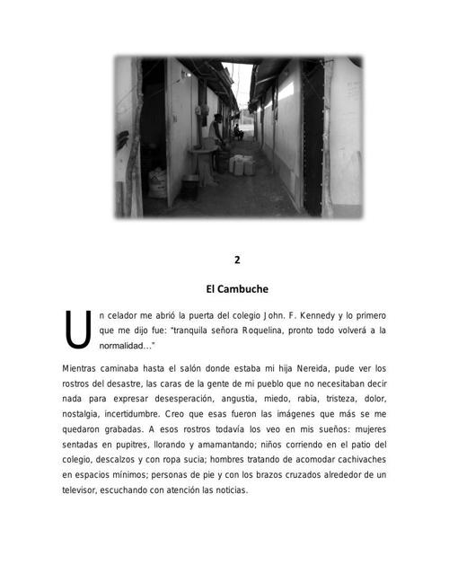 El Cambuche