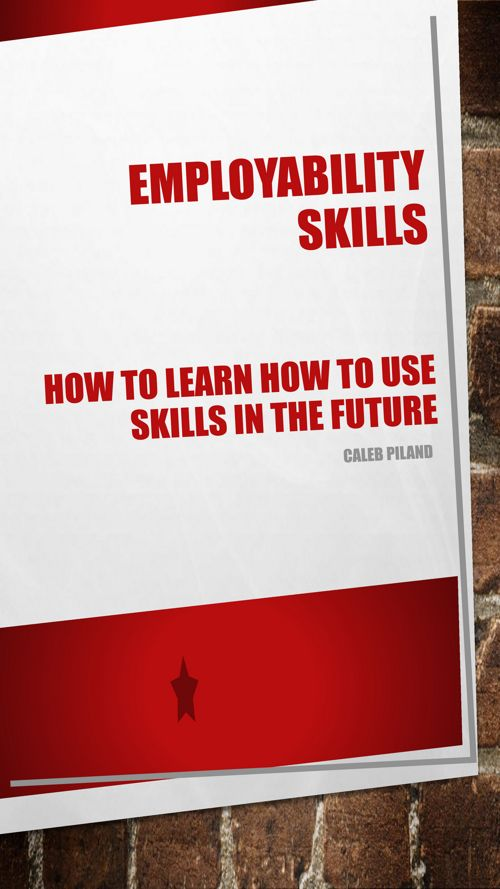 -employe skills flipbook