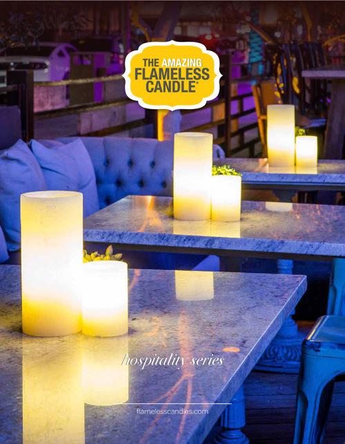 The Amazing Flameless Candle - 2016 Product Catalog