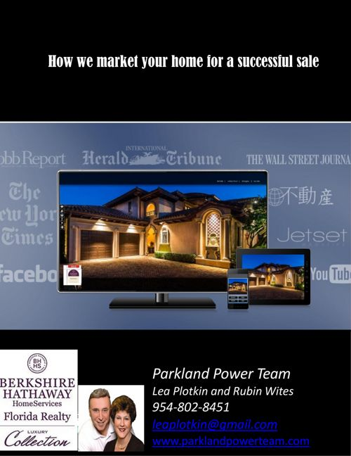 2017 your home for a sucessful sale