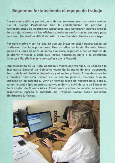 EL MAGAZZINE DE LA ESCRIBANÍA. NRO 8