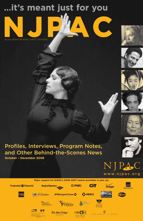 NJPAC Quarterly Fall 2006 Flamenco