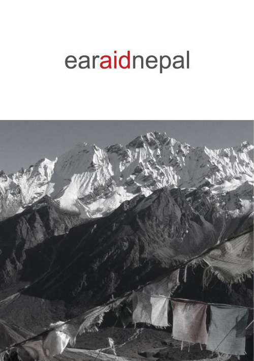 Ear Aid Nepal - Brochure_2014