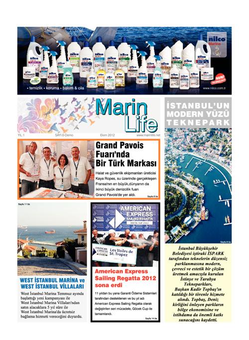 Marin Life
