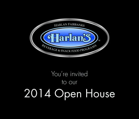 Harlan's Seattle 2014 Open House Invitation