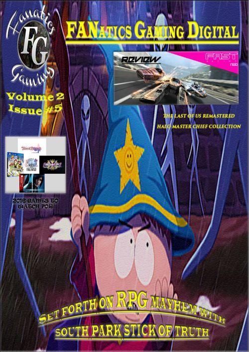 FANatics Gaming Digital v. 2 Issue #5