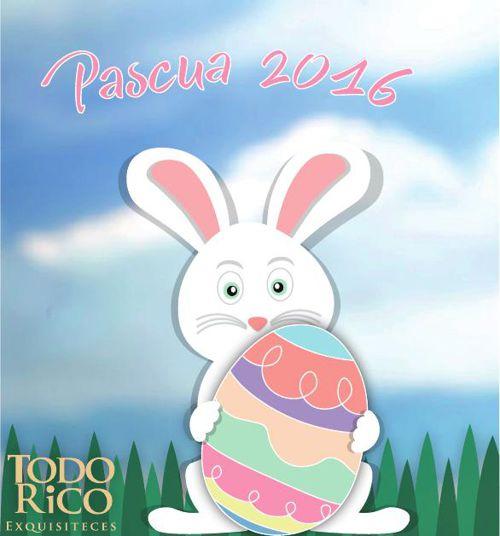Pascua 2016 TODO RICO