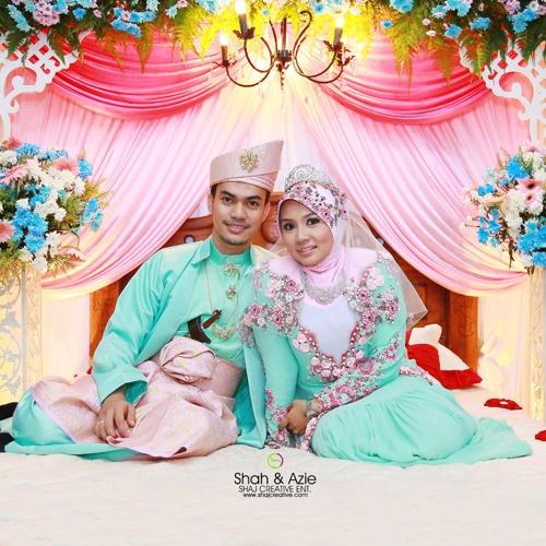 Shah Azie Wedding 2013