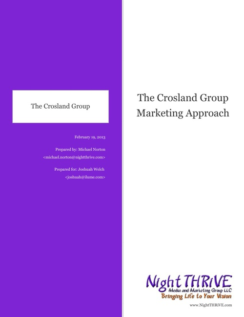 The Crosland Group