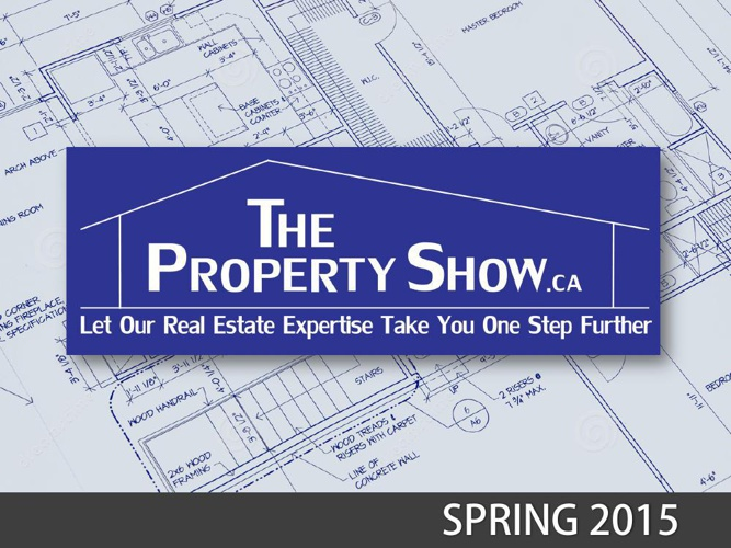 The Property Show Kit- Spring 2015-