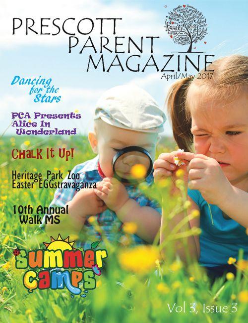 Prescott Parent Magazine April/May 2017