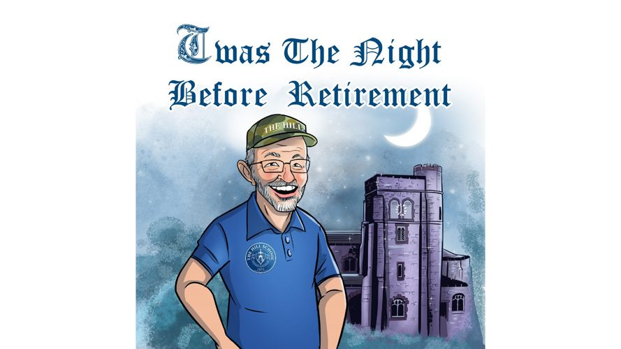 The Night Before Retirement