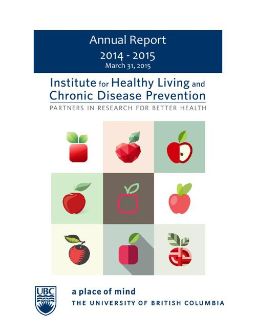 IHLCDP Annual Report - 2014-2015