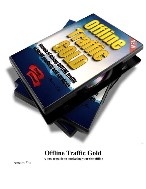 Offline Marketing 101