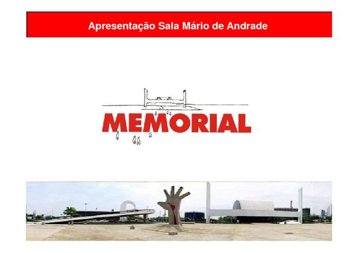 Salão Festas Mário de Andrade