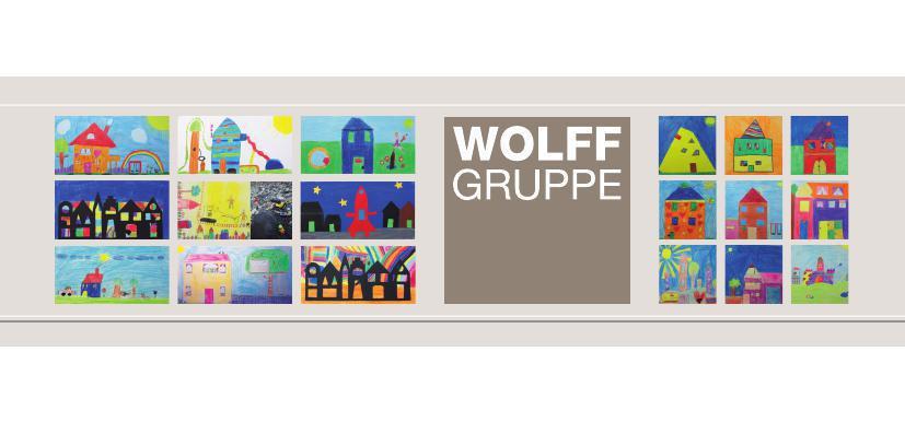 WOLFF Gruppe Weihnachten 2014