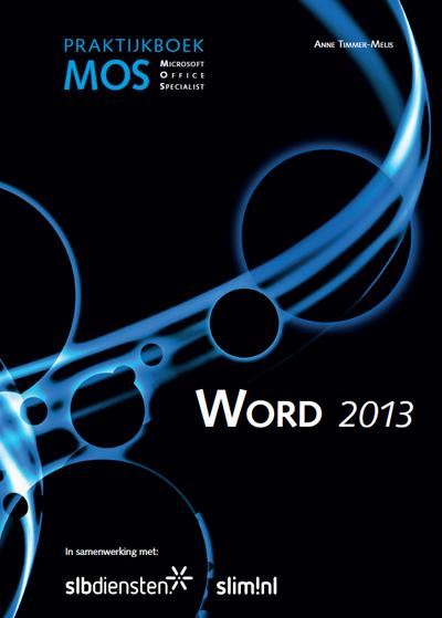 MOS Word 2013 vanbuurtICT