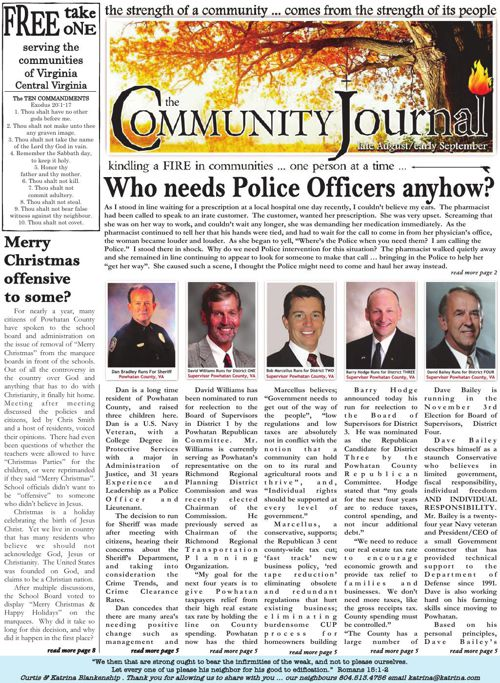 The Community Journal