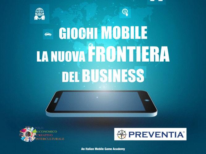 Giochi Mobile Nuova Frontiera Business PECI