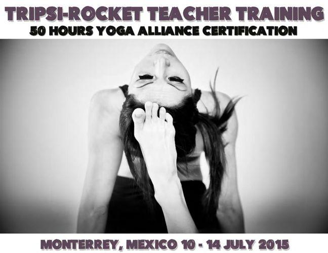 TripsiRocket - Monterrrey, July 2015