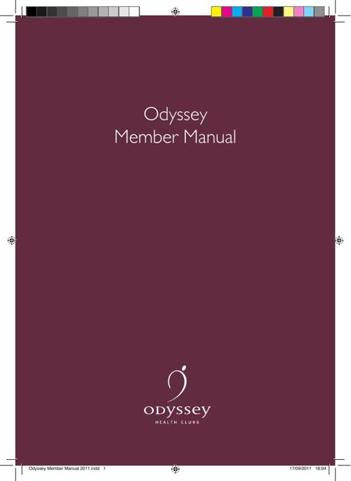 Odyssey Membership Manual