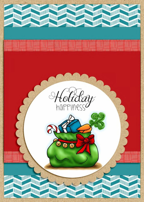 Holiday Happiness eCard