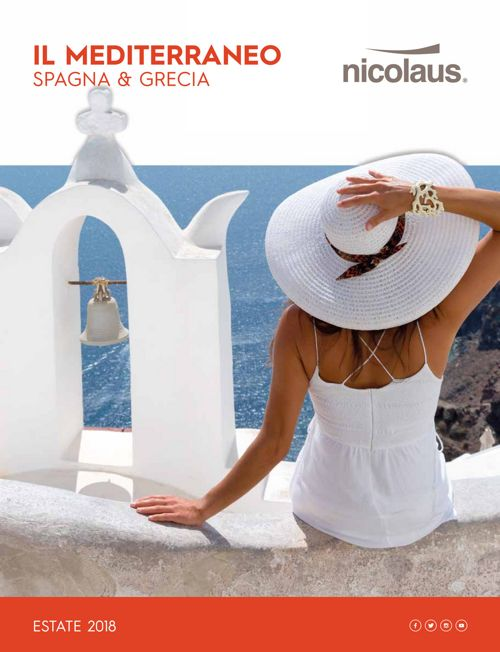 Il Mediterraneo - Spagna & Grecia - Nicolaus 2018
