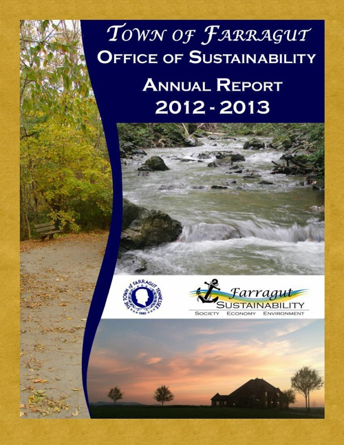 Annual Report - Office of Sustainability