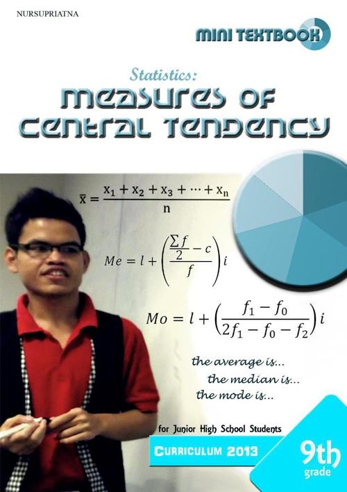 Mini Textbook_Nursupriatna_Measures of Central Tendency