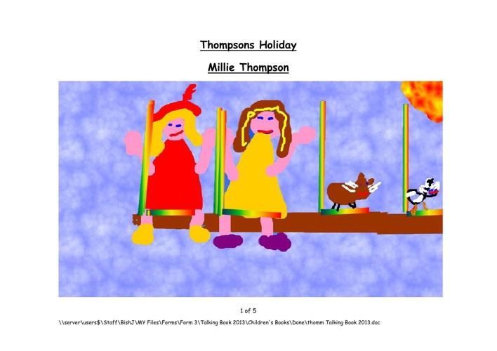 Millie Thompson