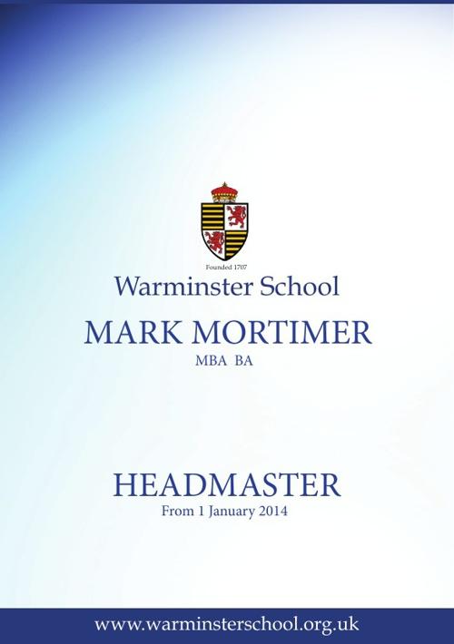 Mark Mortimer