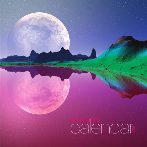 Art Buyer's Calendar 2016