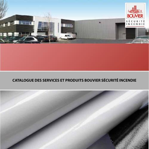 Catalogue des services et produits bouvier