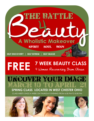 The Battle 4 Beauty | Uncover Your Image 2016 Class