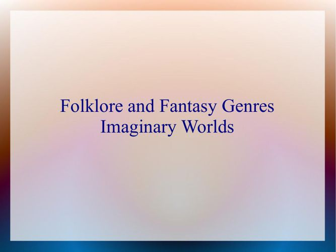 Folklore:Fantasy Flipbook FINAL