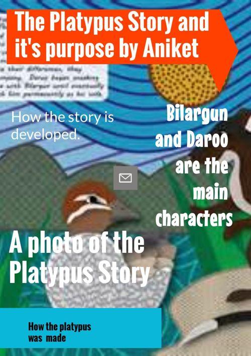 Bilargun and Daroo- Dreamtime story