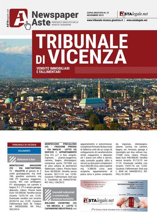 Vicenza novembre 2015