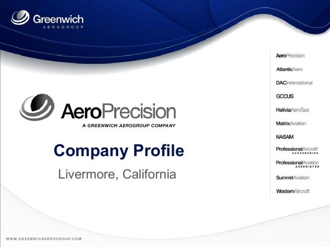 Aero Precision Company Intro