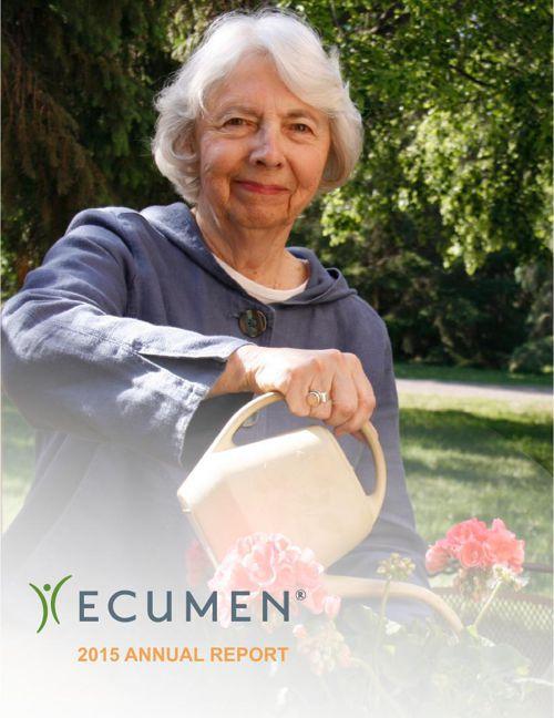 2015 Ecumen Annual Report