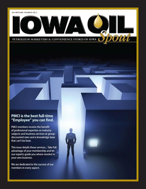2013 Iowa Oil Spout - May June